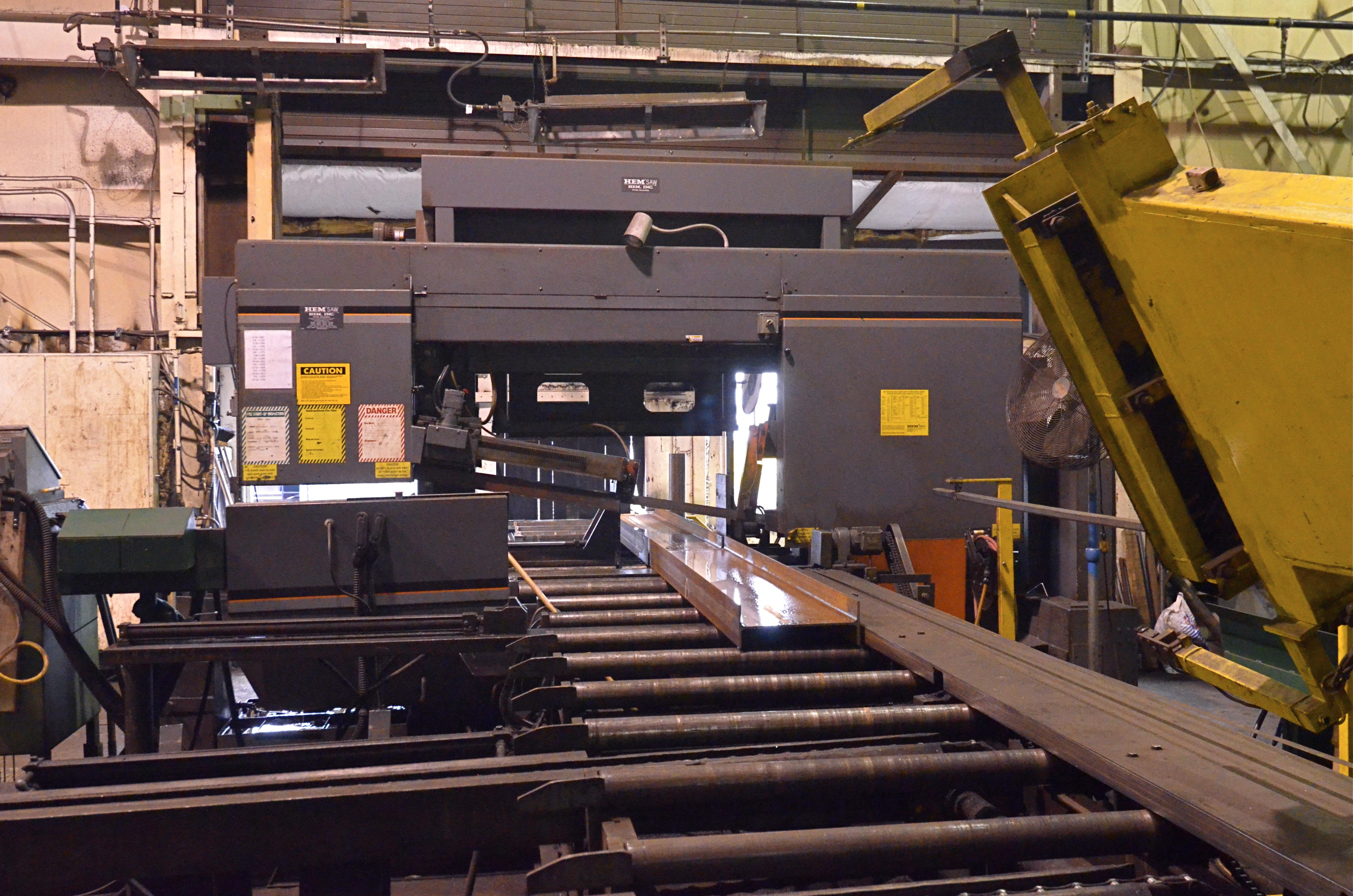Our Facility - Niagara Structural SteelNiagara Structural Steel