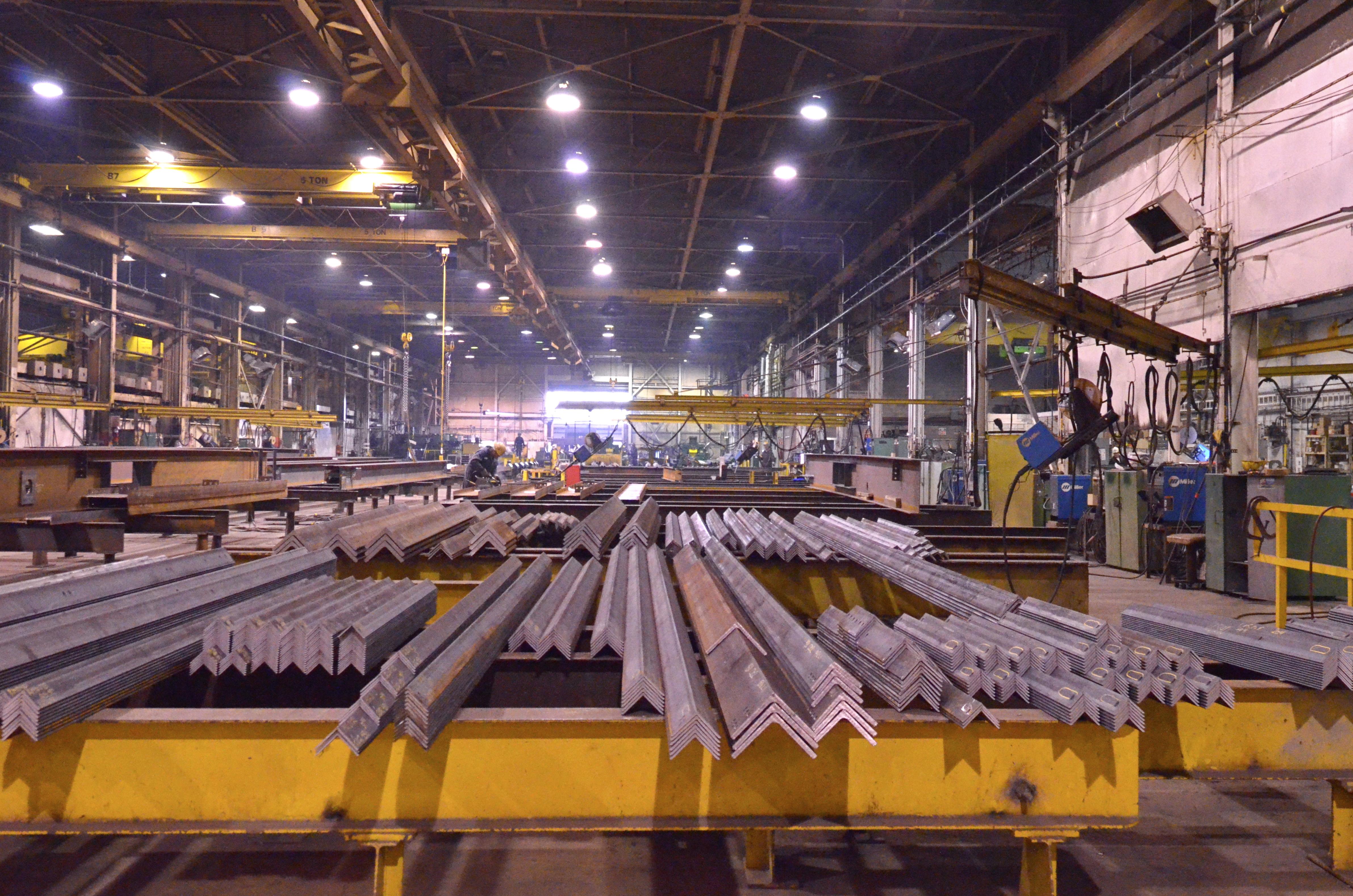 Our Facility Niagara Structural Steelniagara Structural